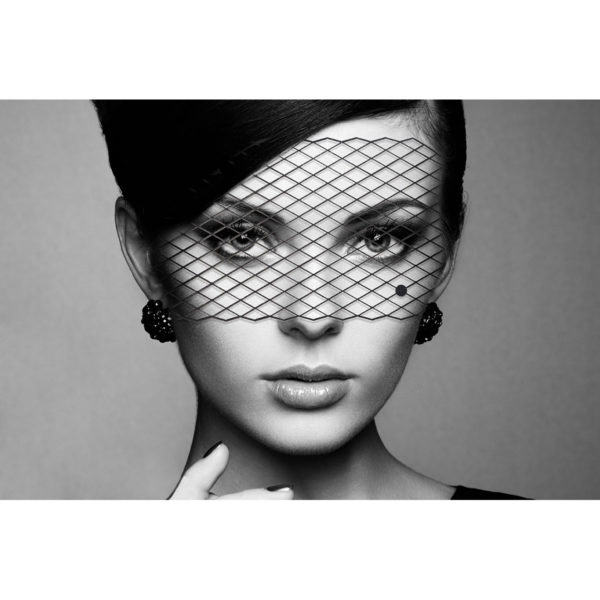 Bijoux Indiscrets Decal Stick-On Mask