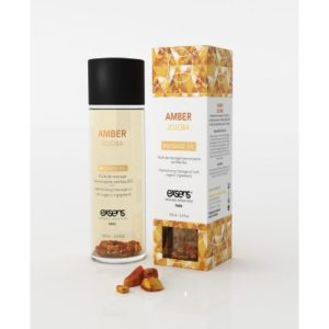 Exsens Massage Oil with Crystals