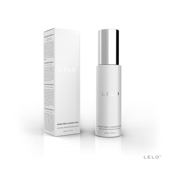 Lelo Spray Cleaner