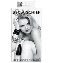 Sex & Mischief Beginner Handcuffs.