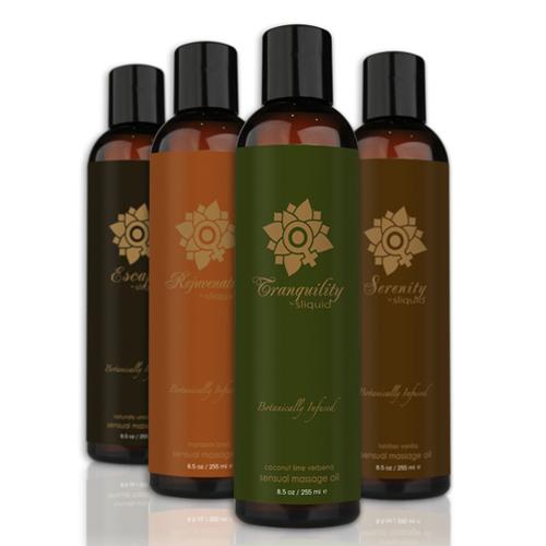 Sliquid Organics Massage Oil